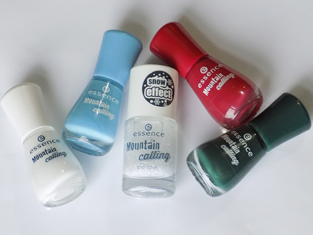 Essence Mountain Calling Nail Polish