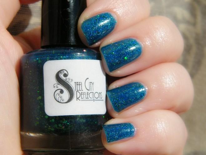 Steel City Reflections Winifred Sanderson Swatch 1