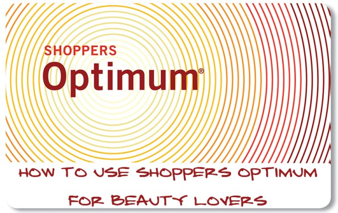 Shoppers Optimum for beauty lovers