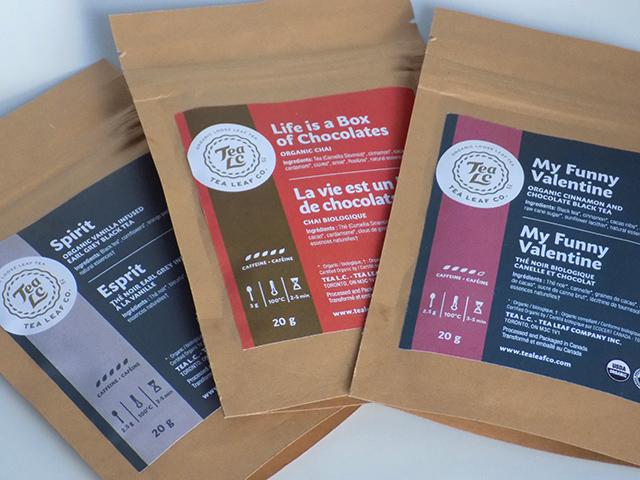 Tea Leaf Co Teas Review