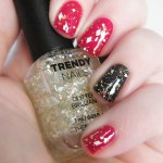 thefaceshop Trendy Nails Glitter GLI001 swatch