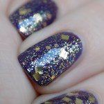 thefaceshop Trendy Nails Glitter GLI016 swatch