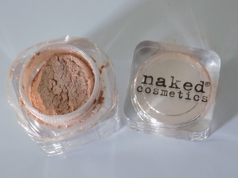 Ipsy Feb 2016 -naked cosmetics