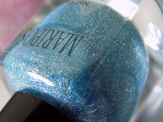 Mariposa Glitter Pixie Dust Blue Bottle Pic