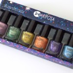 Mariposa Glitter Polishes – Dollarama Find