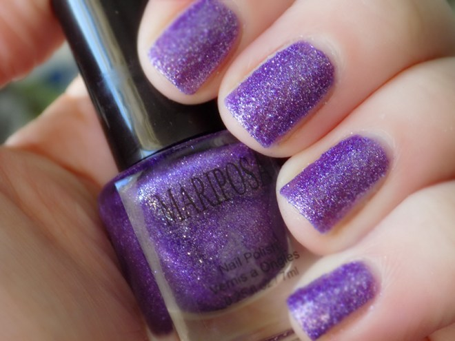 Mariposa Glitter Pixie Dust Purple