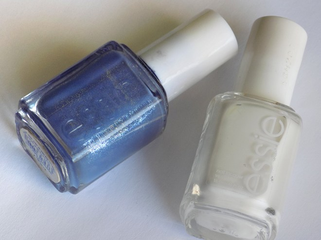 essie smooth sailing blanc bottles