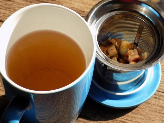 Davids Tea Movie Night Tea Review Brewed