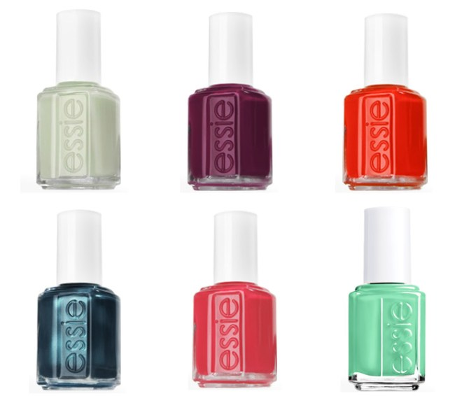 Essie Alphabetical A-E