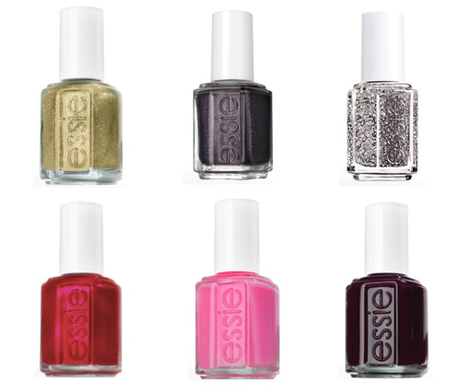 Essie Alphabetical G-L