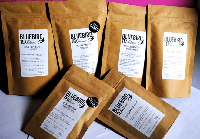 Bluebird Tea Haul Guest Post by That Flour Child - Haul