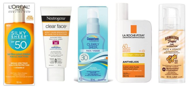 Budget Drugstore Sunscreens That Work Canada