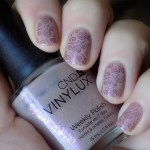 F is for CND Fragrant Freesia