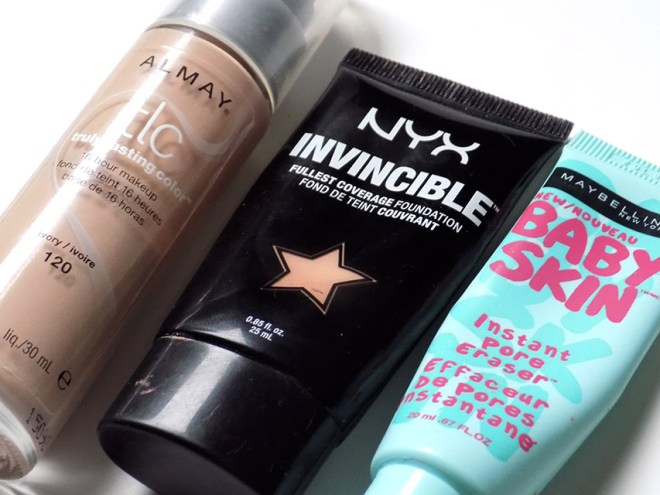 Drugstore Faves Face