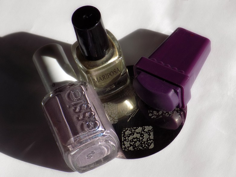 Essie Coat Couture Nail Art - Supplies