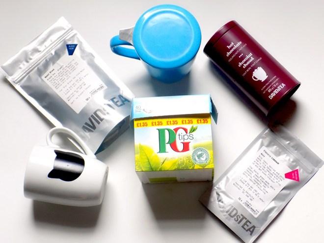 Tea Tag Tea Tuesday Fave Teas