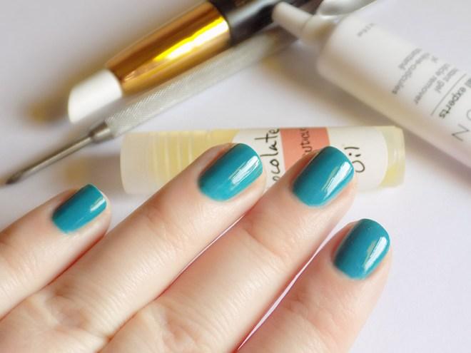 Cuticle Care After Manicure