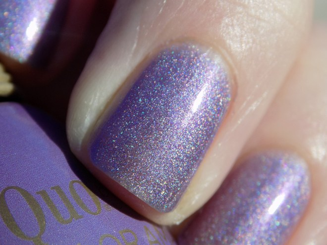 Quo by Orly Ampd Paparazzi