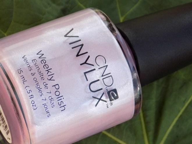 CND Vinylux Lavender Lace Nail Polish Bottle