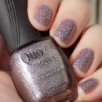 Quo by Orly Mega Plum #AlphabetNails