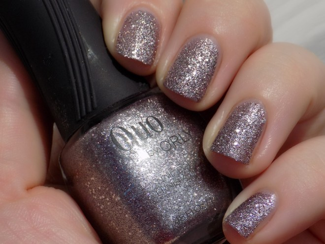 Quo by Orly Mega Plum Swatch