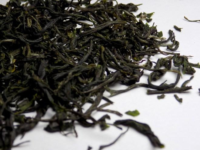 DavidsTea Mao Jian Jade Tea Davids Tea Review