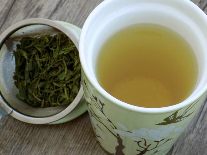 DavidsTea Mao Jian Jade Tea Davids Tea Review - Steeped Tea
