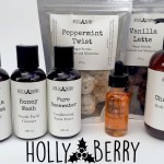 HollyBerry Natural Skin and Body Care - Products