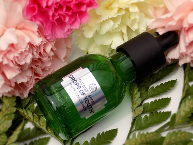 The Body Shop Drops of Youth - Youth Concentrate Review