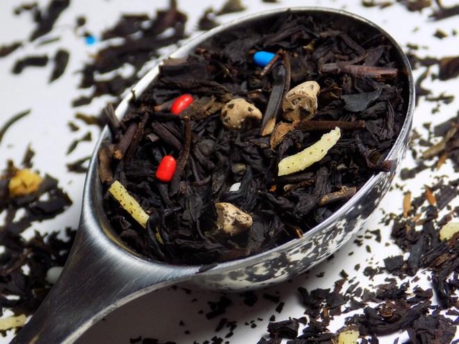 Tea Taxi Generation Envelope Fireworks - Spoon Loose Tea