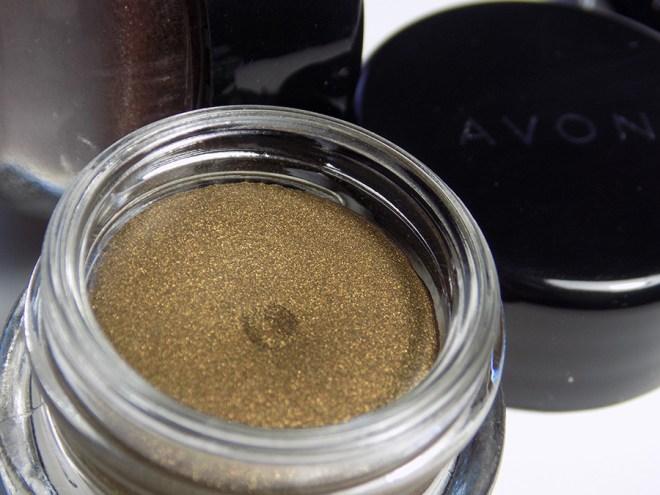 Avon Mega Metals - Metal Mania - Copper Metallic Cream Eyeshadow