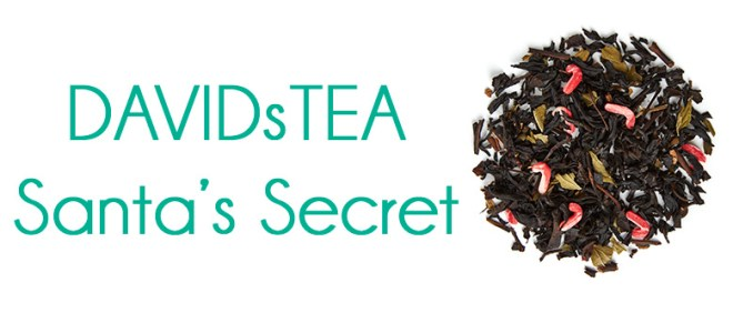 DavidsTea Santa's Secret 2016 Holiday Tea