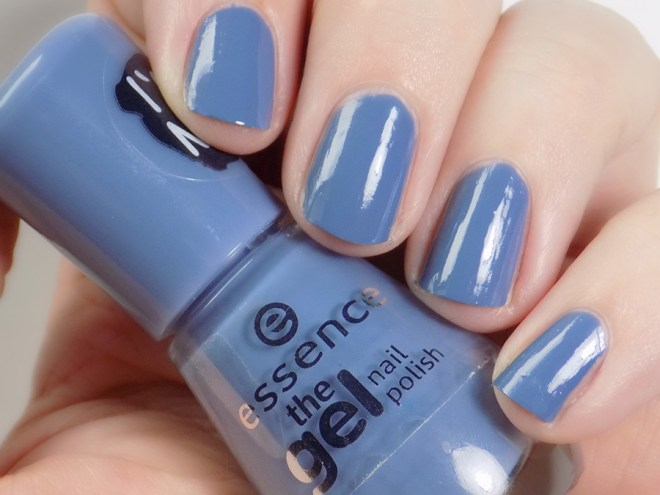Essence The Gel Jeans On Review Swatches