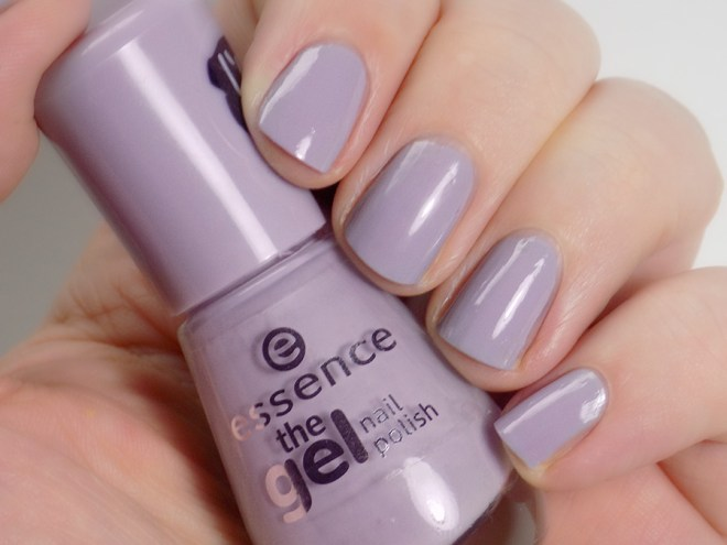 Essence The Gel So What Swatch