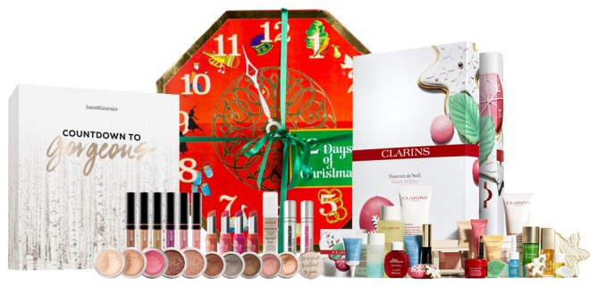 Rumoured Canadian beauty Advent Calendars 2016