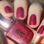 A England - Shall Be My Queen Natural Light Swatches and Review - Tennysons Romance Collection