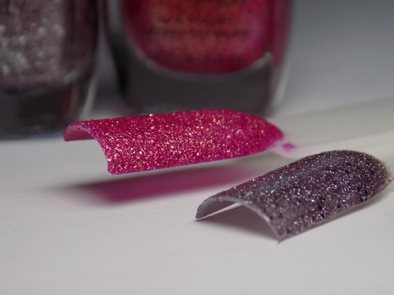 Quo by Orly Perfectly Painted Nail Polish Collection - Glitters Closeup Swatches