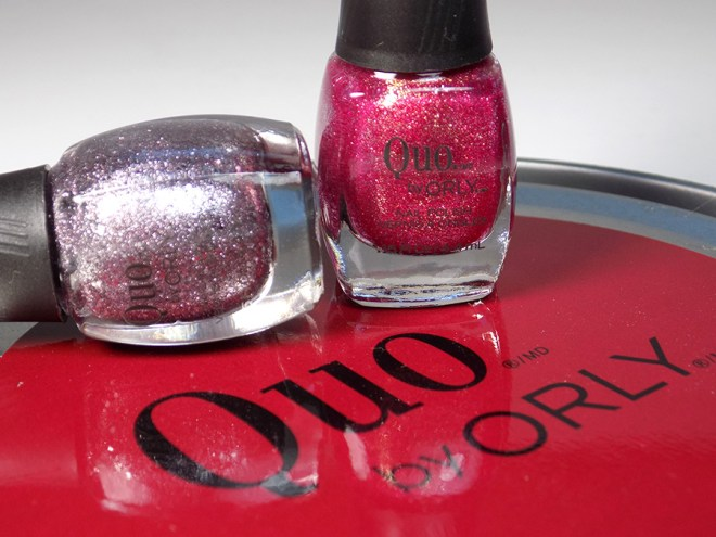 Quo by Orly Perfectly Painted Nail Polish Collection - Glitters