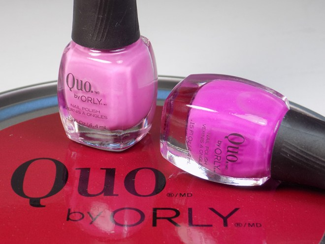Quo by Orly Perfectly Painted Nail Polish Collection - Pinks