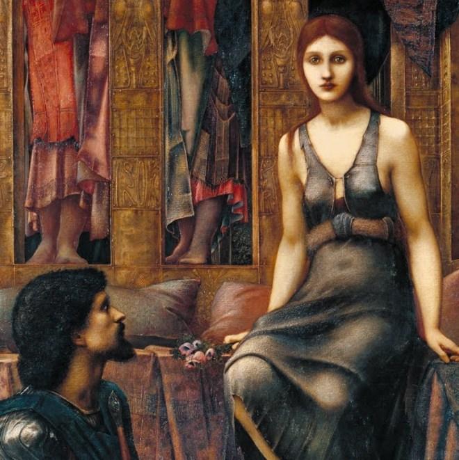 The Beggar Maid - King Cophetua - Wiki Image