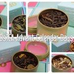 DavidsTea 2016 Advent Calendar Days 7-12