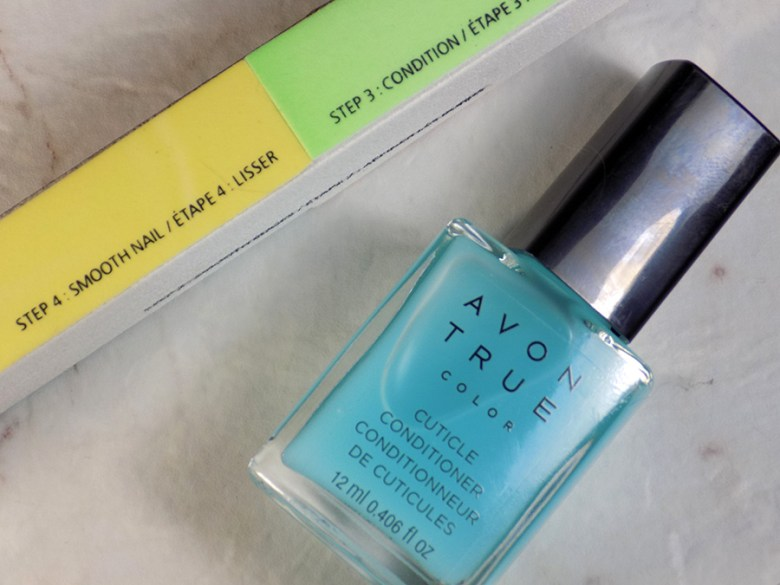 Avon Nail Care - Buffing Block - Cuticle Conditioner - Cuticle Eraser