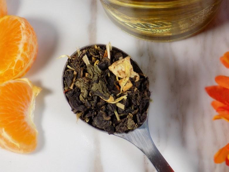 Bulk Barn Oolong Orange Tea Review - Loose Tea Spoon