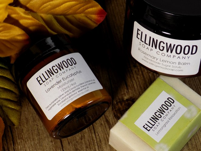 Ellingwood Soap Company Hamilton Review Canada