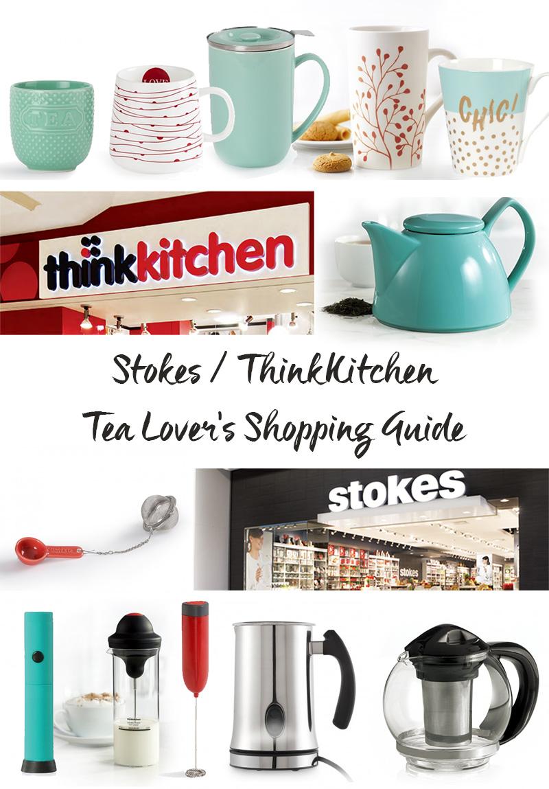 Stokes  Think Kitchen Buys For Tea Lovers  Tea  Nail Polish