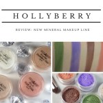 HollyBerry Mineral Makeup Review and Swatches at Craftadian