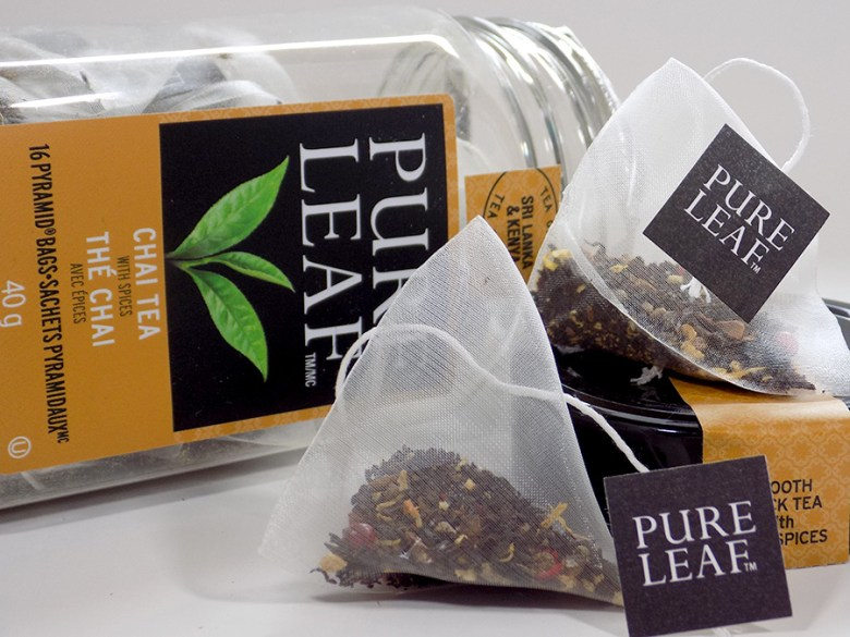 Pure Leaf Tea Review - Chai tea with Spices