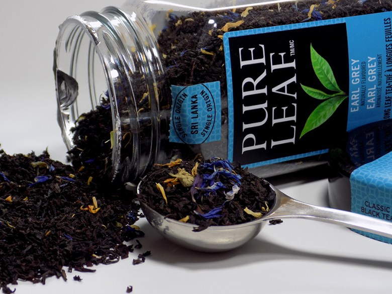 Pure Leaf Tea Review - Earl Grey Loose Tea Review