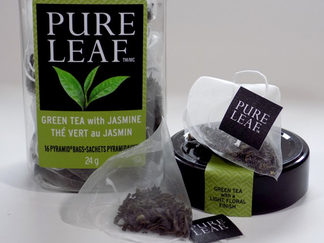 Pure Leaf Tea Review - Green Tea with Jasmine