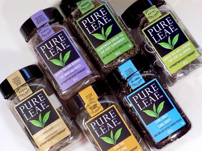 Pure Leaf Tea Reviews Canada